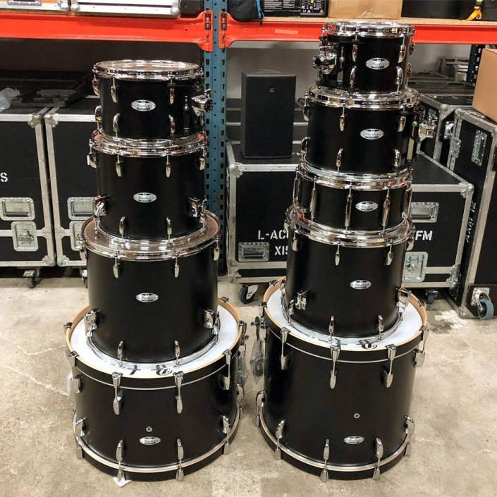 New Pearl Masters setup available for rent