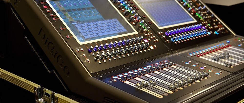 Rent Digico SD12 with D2 Rack