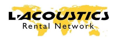 L-Acoustics Rental Network