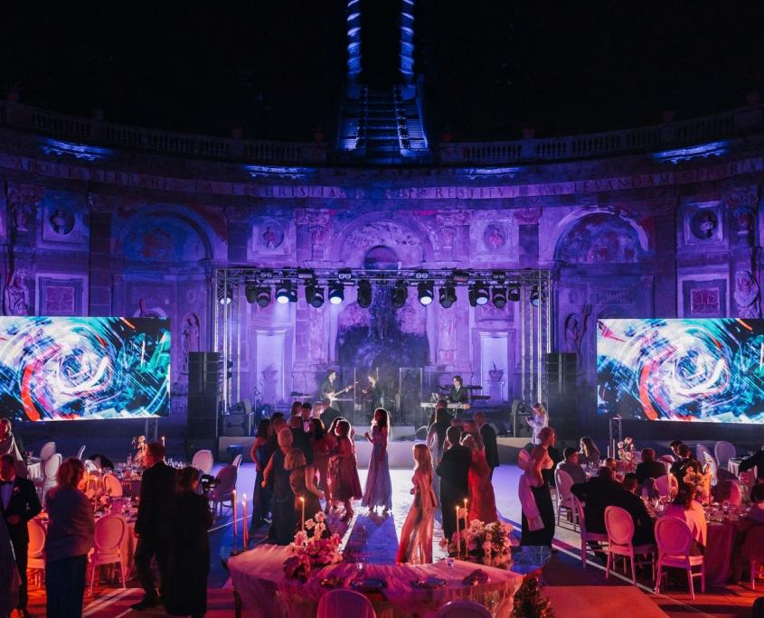 Daria Klyukina and Vladimir wedding @ Villa Balbiano 5
